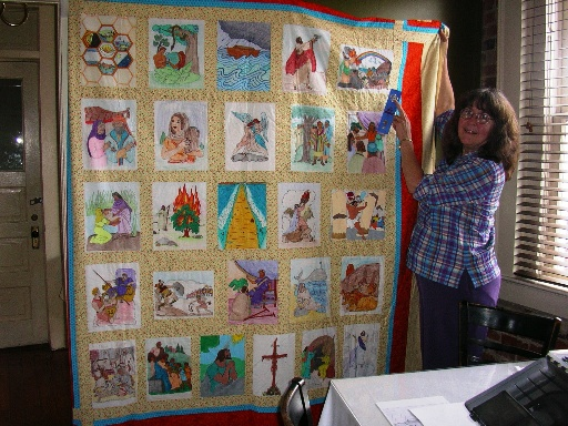 Bible Quilts By Janice D Green Biblequilts Com