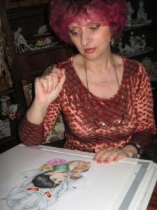 Violet Vandor