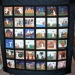 New Testament Bible Quilt by Rosemary Youngs